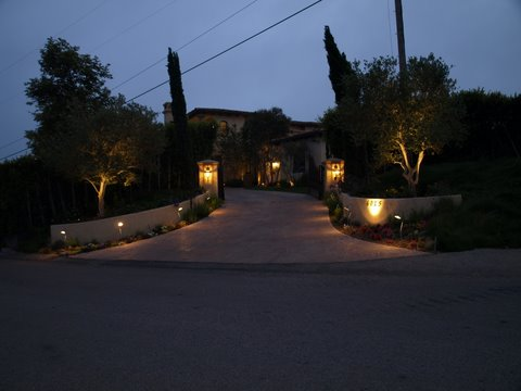Calabasas Outdoor Lighting Fixtures