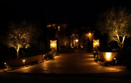 Calabasas Outdoor Lighting