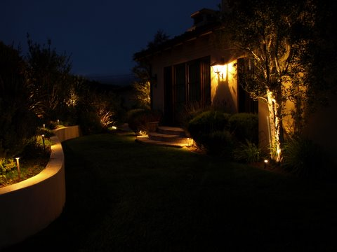 Calabasas Outdoor Lighting Landscape Lights